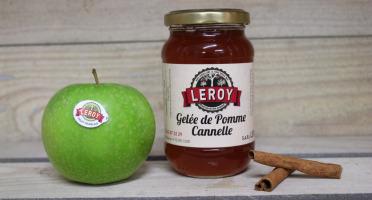 Le Châtaignier - Gelée De Pomme Cannelle - Pot 320g