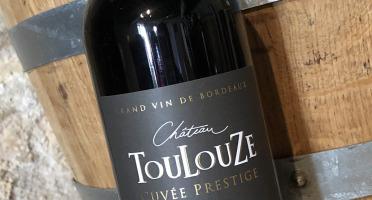 Château des Plassons - Château Toulouze Cuvée Prestige 2016, Graves de Vayres 75cl