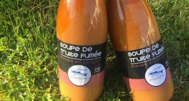 Pisciculture des eaux de l'Inval - Soupe De Truite Fumee
