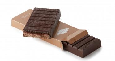 La Glacerie par David Wesmaël - Meilleur Ouvrier de France Glacier - Tablette de Chocolat Glacée Très Chocolat