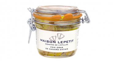 Maison Lepetit - Foie Gras De Canard Entier