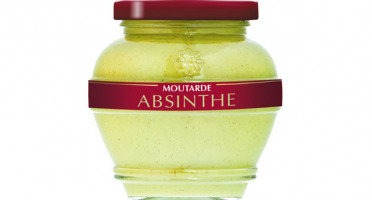 Domaine des Terres Rouges - Moutarde À L'absinthe 200g