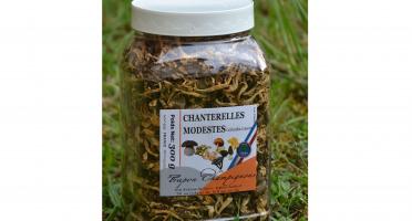 Trapon Champignons - Chanterelles Jaunissantes Sechées - 300 G
