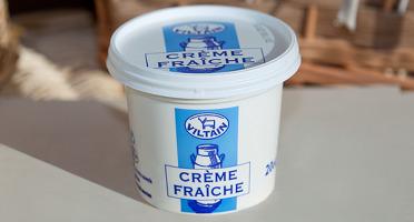 La Ferme de Viltain - Crème Fraiche Épaisse 20 Cl