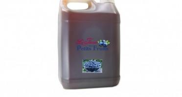 La Ferme des petits fruits - Bidon 5 Litres de Vinaigre à la Myrtilles