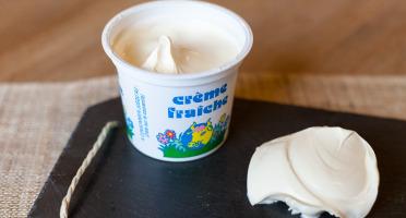 Ferme de Montchervet - Crème fraiche, 25cl
