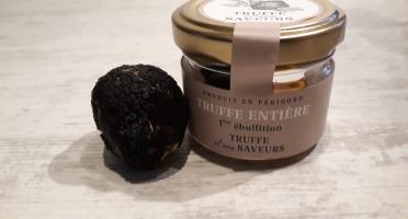 Truffe et ses saveurs - Truffe Entière - 20 G