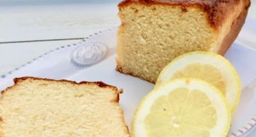 Les Desserts d'Ici - Le Cake Au Citron