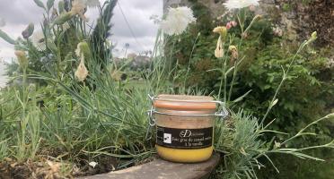 LA FERME DESCOUBET - Foie Gras de Canard Entier 175g à la Vanille
