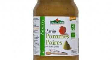 Les Côteaux Nantais - Purée Pommes Poires 910g