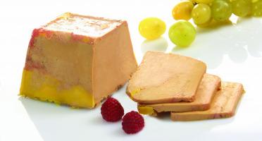 Maison Paris - Foie Gras De Canard Entier Mi-cuit En Terrine - 450g