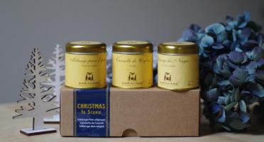 SARAVANE - Coffret Christmas In Scanie