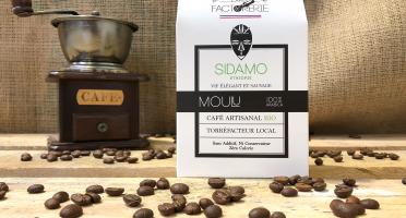 Cafés Factorerie - Café Ethiopie Moka Sidamo Bio MOULU - 250g