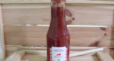 Domaine des Terres Rouges - Ketchup BIO 285 g