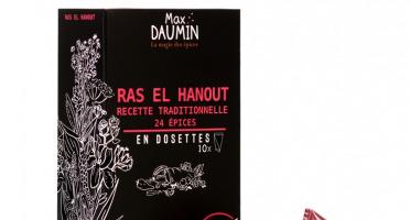 Epices Max Daumin - Ras El Hanout Recette Traditionnelle 24 Epices