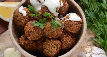Colette Natural Food - Boulettes De Falafel (20 Boulettes)