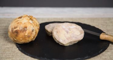 Ferme de Pleinefage - Cou Farci Au Foie Gras de canard 450g