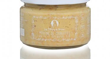 Les délices de Noémie - Mouliné De Courgette Au Petit Épeautre Bio