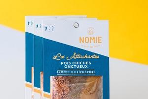 Nomie, le goût des épices - Les Attachantes. Mélange Pour Pois Chiches Onctueux