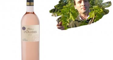 Réserve Privée - AOC Coteaux Varois en Provence - Château d'Ollières - Classique Rosé 2019