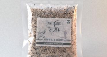 Artisans du Sel - Fleur de Sel de Guérande au Poivre Noir 100g