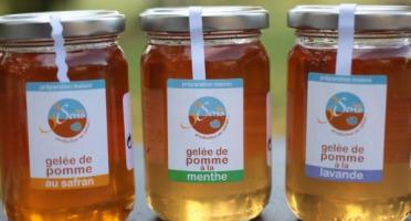 Berry 3 Sens - Lot De 3 Gelées De 220 G :Safran, Lavande Et Menthe