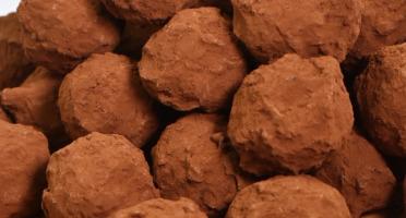 Philippe Segond MOF Pâtissier-Confiseur - Sachet De Truffes En Chocolat