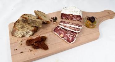 Constant Fromages & Sélections - Saucisson au Comté AOP Tuyé du Papy Gaby