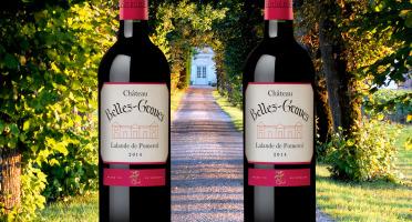 Château Belles-Graves - AOC Lalande de Pomerol 2014 - Château Belles-Graves 2x75cl