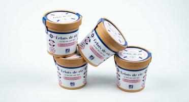 Eclats de Riz - Riz Au Lait Bio Vanille De Madagascar & Caramel Au Beurre Salé - 4 Pots Duo X 2
