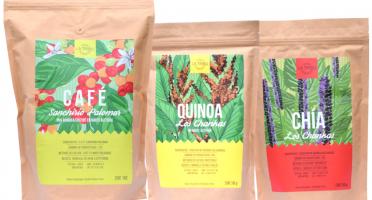 LA TRIBU - Coffret Découverte : Café Grain, Quinoa, Chia