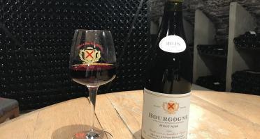 "Domaine Michel & Marc ROSSIGNOL - Bourgogne ""Pinot Noir"" 2018 - 6 Bouteilles"