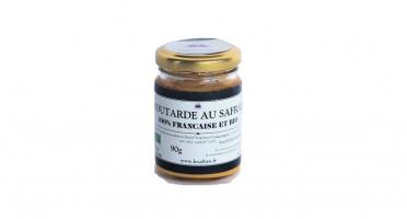 Le safran - l'or rouge des Ardennes - Moutarde Bio Au Safran