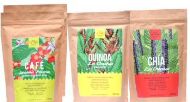 LA TRIBU - Coffret Découverte : Café Moulu, Quinoa, Chia
