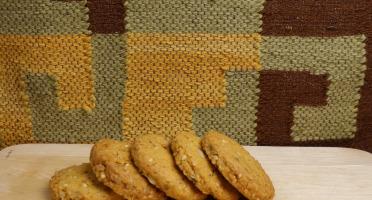 Pâtisserie Kookaburra - Cookies Aux Graines