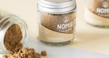 Nomie, le goût des épices - Graines De Coriandre En Poudre