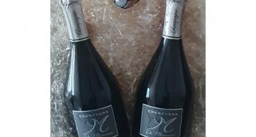 Champagne M de Marianne - Champagne M de Marianne - 2 bouteilles