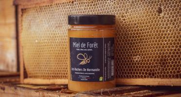 Les Ruchers de Normandie - Miel de Forêt crémeux 500g