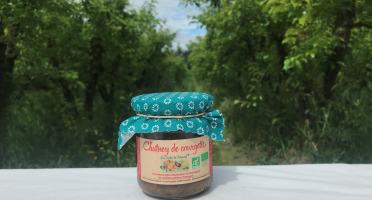 La Boite à Herbes - Chutney De Courgette Bio