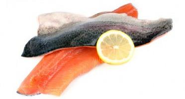Ma-  poissonnière - Gros Filet De Truite Saumonée - Lot De 2 Kg