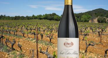 Château Saint Estève d'Uchaux - Grande Réserve Rouge 2017 BIO AOP Villages Massif d'Uchaux