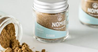 Nomie, le goût des épices - Graines De Cumin En Poudre