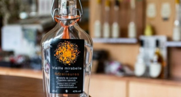 Distillerie de Rozelieures - Maison de la Mirabelle - Eau de Vie de Mirabelle - 20 cl