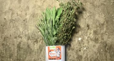 La Boite à Herbes - Tisane Fraîche Thym/sauge/romarin - 100g