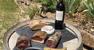 Depuis des Lustres - Comptoir Corse - Corsica in a Box : partez en Corse pour la Fête des Pères ! Pour un apéro dînatoire d'exception !