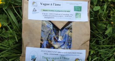 """PhytoBrenne Le Jardin des Magies - Tisane Composée """"Vague à l'Âme"""""""