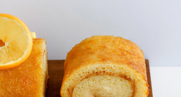 CANELAS - Torta de laranja 1kg