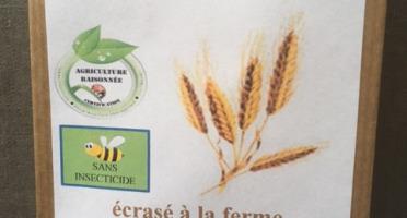 FARINE DE LA TUILERIE - Farine de Pois Chiche - 500 gr