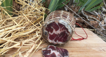Depuis des Lustres - Comptoir Corse - Coppa Porc Nustrale - 300 g