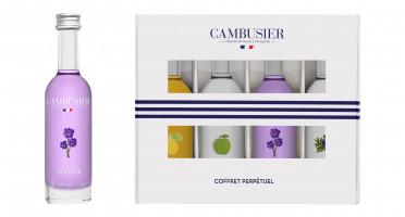 Cambusier, liqueurs artisanales françaises - Coffret Perpétuel